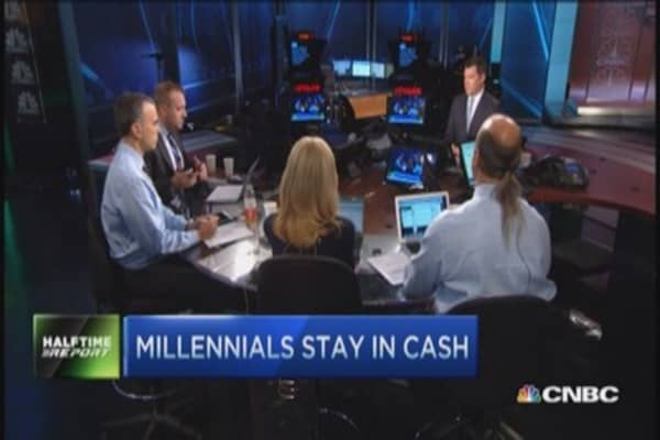 Liftoff & millennials' financial disengagement
