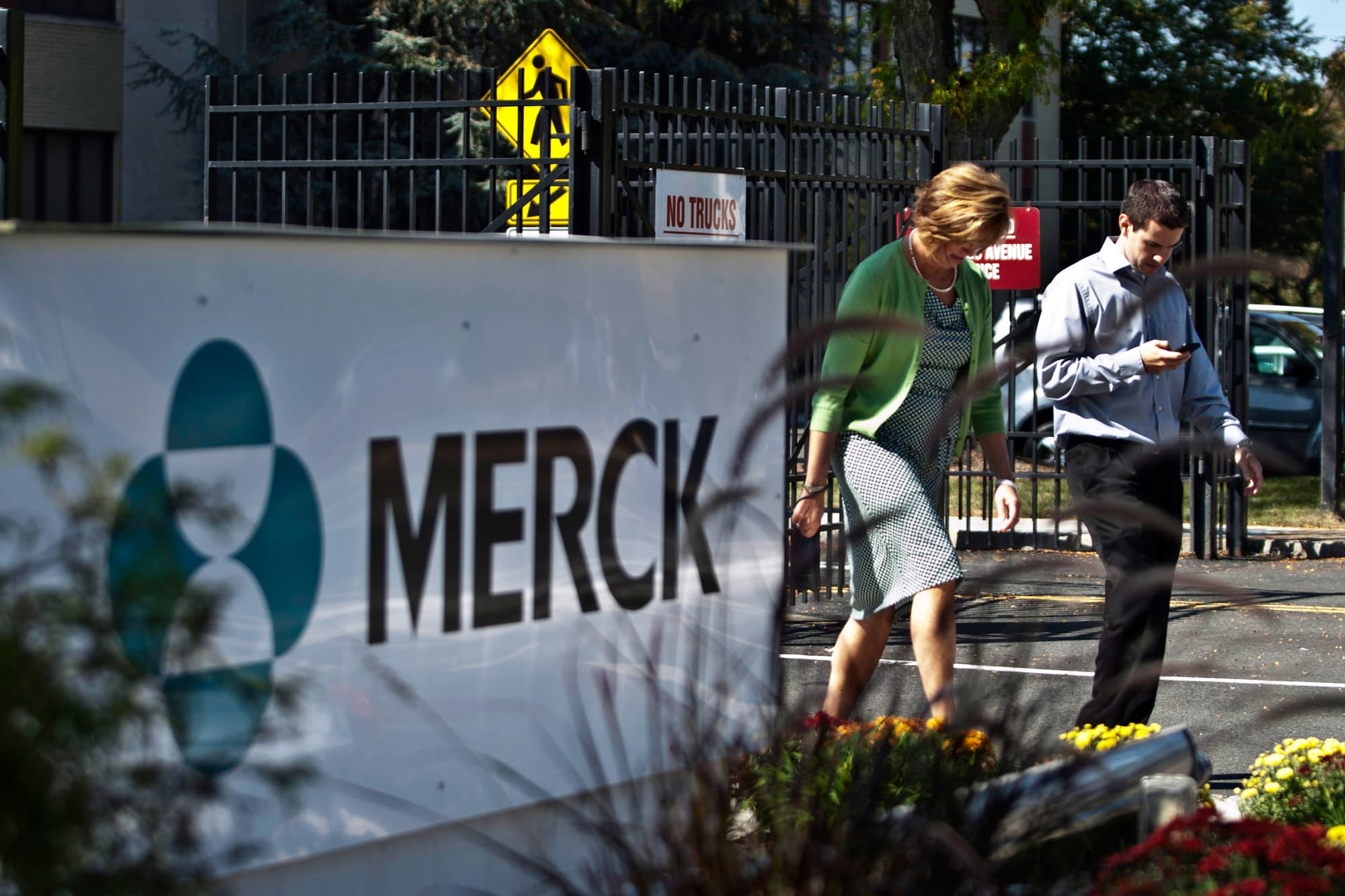 Goldman Upgrades Merck Calls It One Of Its Top Stocks