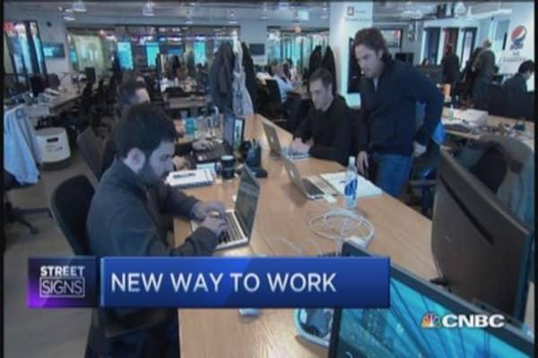 New wave in entrepreneurs