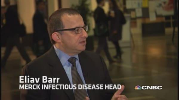 Merck: 4-week Hepatitis C treatment too short