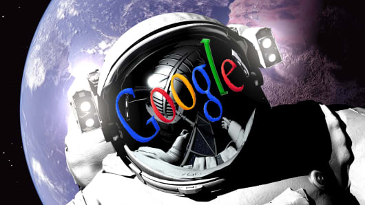 Google in space?