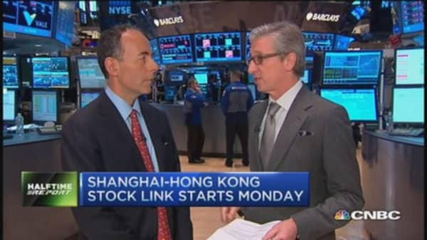 Investing in mainland China