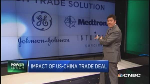 Impact of US-China trade deal