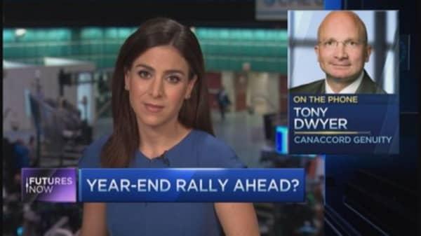 'Ultra-bull' Tony Dwyer: Stocks will soar into year-end