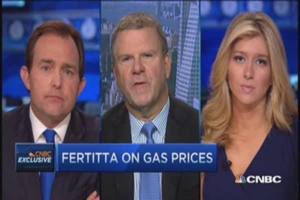 Tilman Fertitta: Inflation an issue