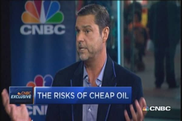 Risks of cheap oil