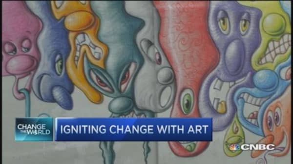 Philadelphia's mural art program ignites change