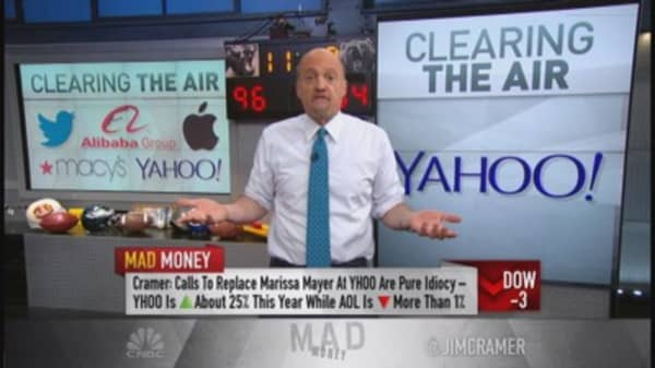 Cramer: Why Apple leads the pack