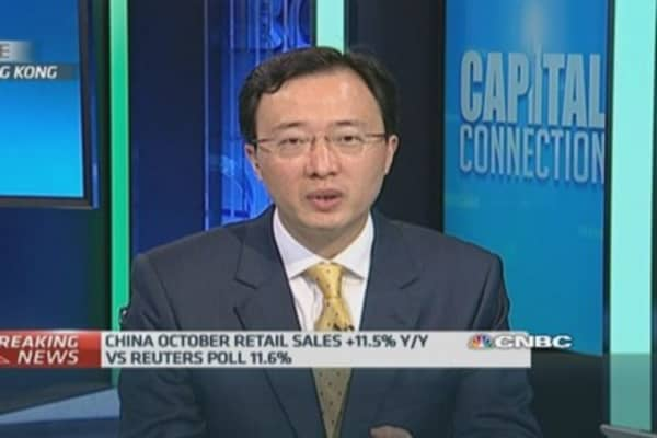 Data deluge shows China still slowing down: Pro