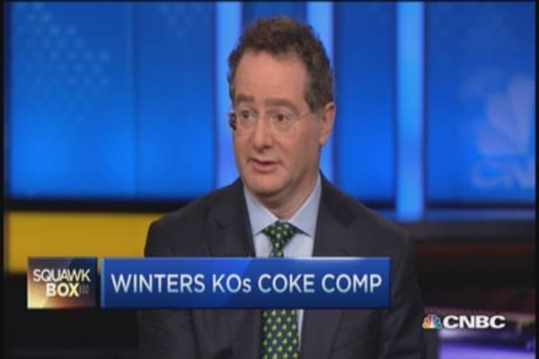 Coca-Cola's new guidelines all 'fizz': Wintergreen Advisers