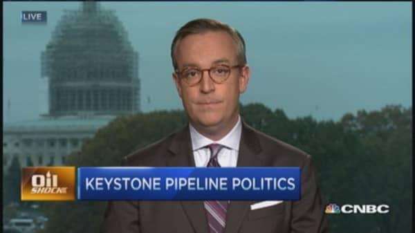 Lawmakers take up Keystone vote
