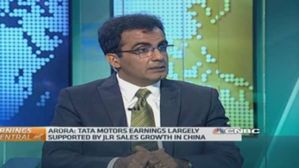 Why is Tata Motors struggling in India?