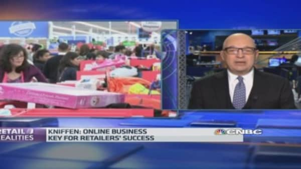 To succeed in retail, go online!