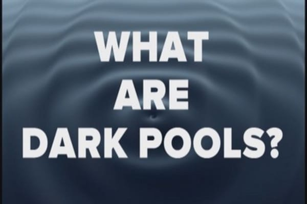 Are 'dark pools' safe for investors?