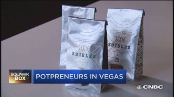 Marijuana edibles under fire