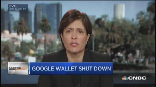 Google gives up on 'Wallet'