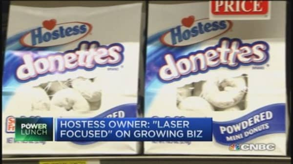 A billion dollar Hostess?