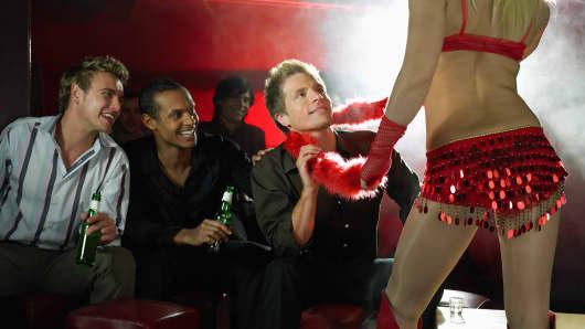 stripper strip club gentlemen's club