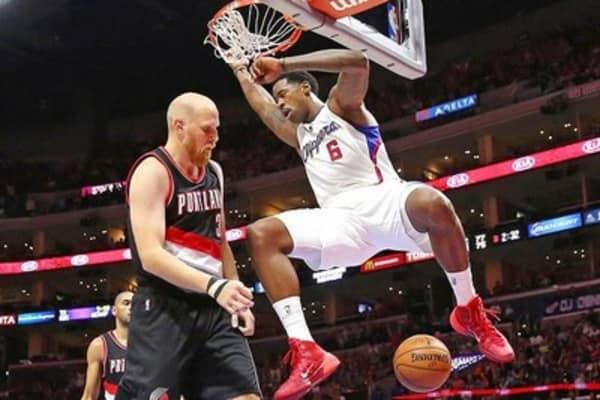 NBA pushes gambling