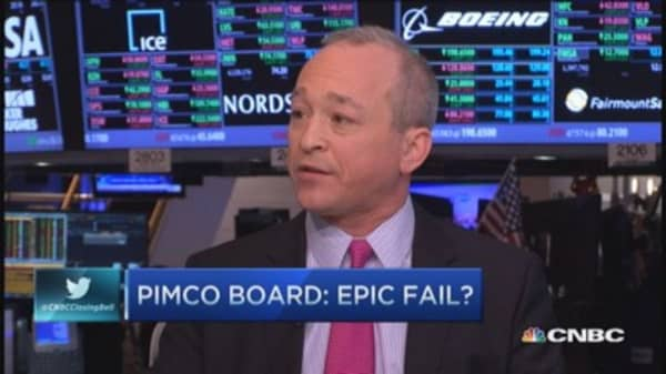 Pimco bonuses: Epic fail by board?