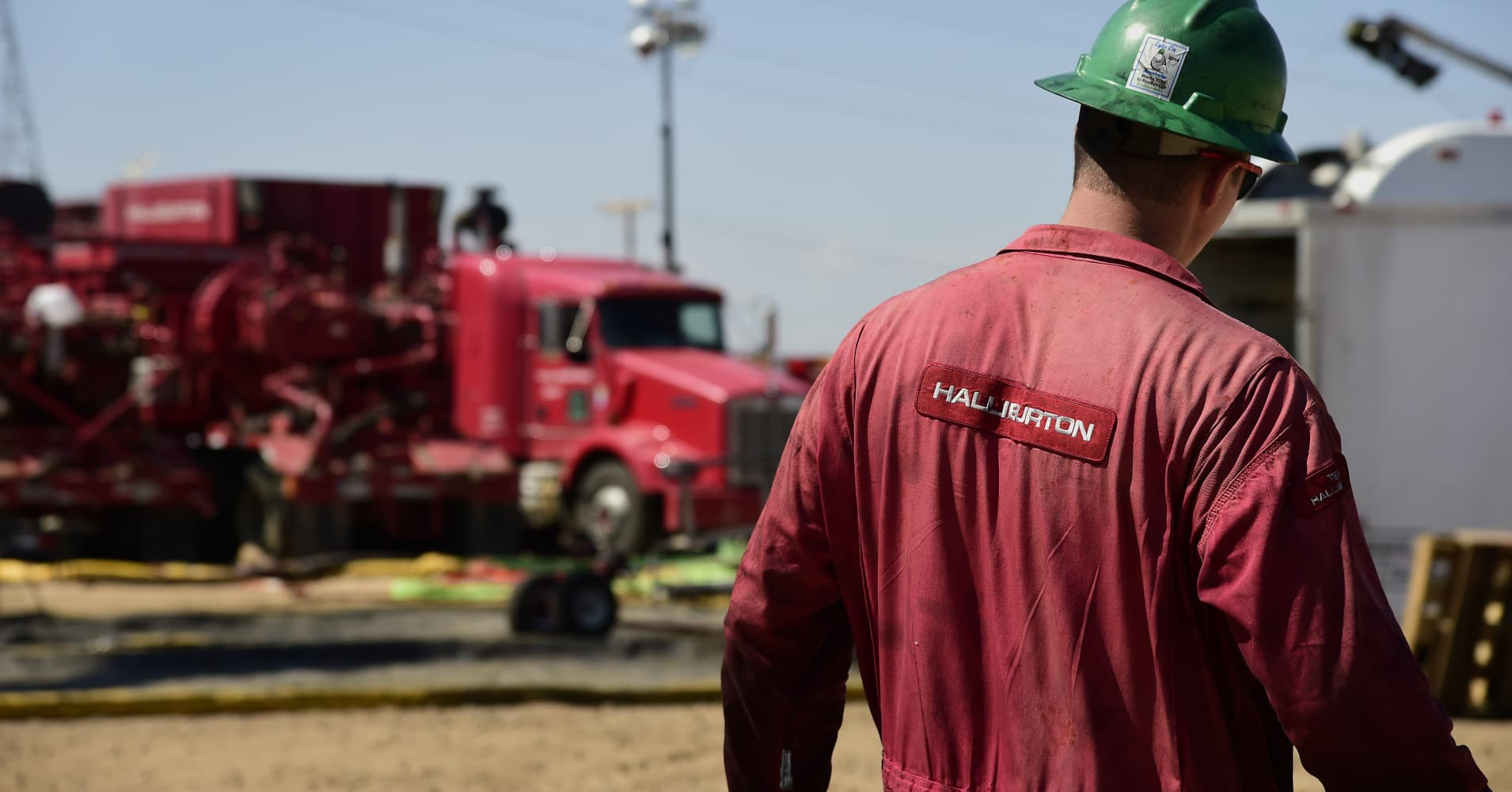 Halliburton revenue beats estimates on higher North America rig count
