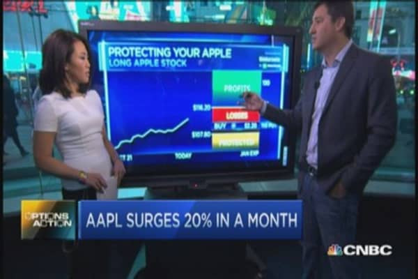 Protecting Apple for $2.30