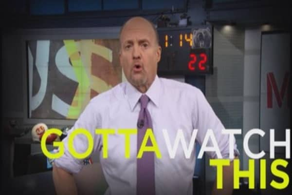 Cramer's Disturbed By This Coming Event