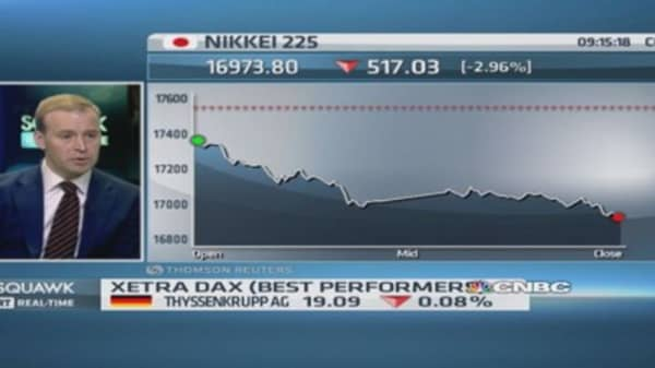 Time to increase risk in Japan?