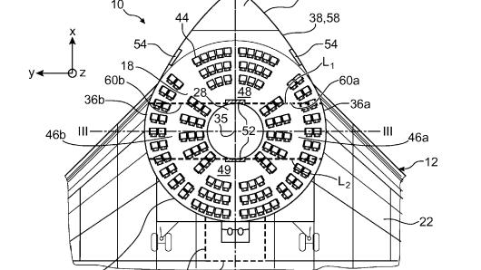 The Airbus patent design