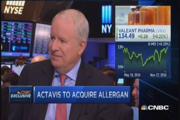 Why Allergan never engaged Valeant