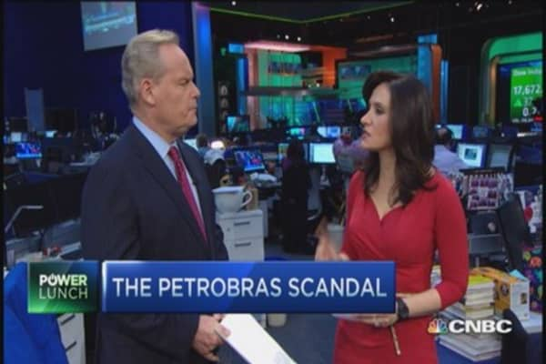 Petrobras' production woes