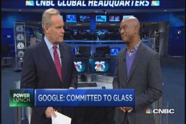 Google remains committed to Google Glass