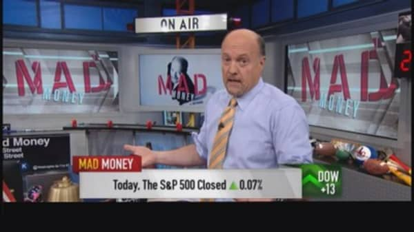 Cramer: Their weakness is our strength