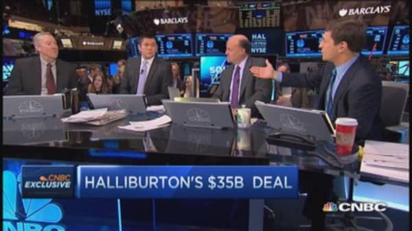 Halliburton CEO: Created great US company