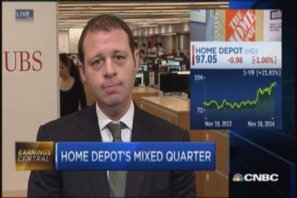 Home Depot CEO transition seamless: Analyst