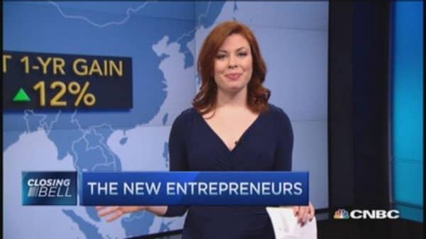 Where the (women & millennial) entrepreneurs are