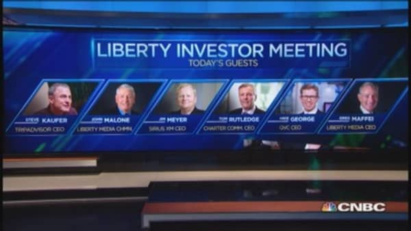 Liberty's Malone: Let capital marketplace play out