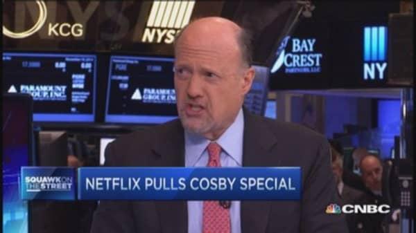 Cramer: Cosby story shocking