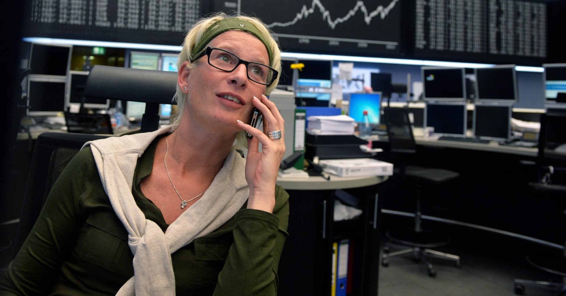 European stocks rebound as geopolitical fears abate; Aston Martin shares tumble