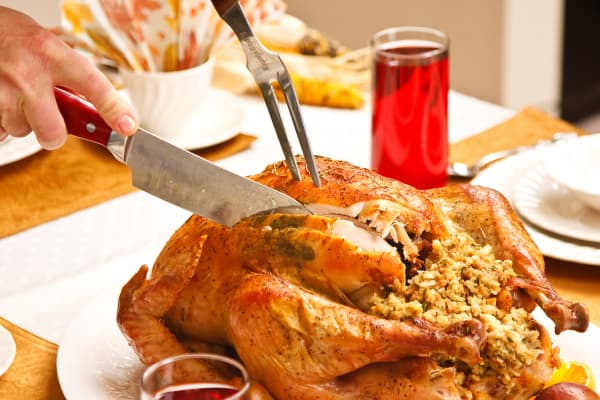 Turkey dinner, Thanksgiving dinner, cost thanksgiving