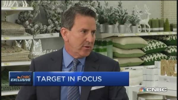 Target's daily focus on security