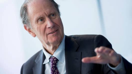 David Bonderman, founding partner of TPG Capital