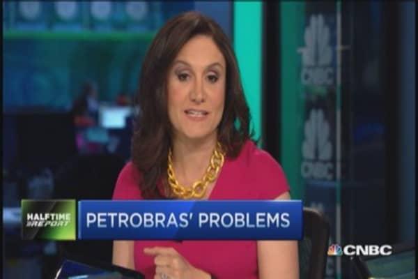 Bet on Petrobras' debt?