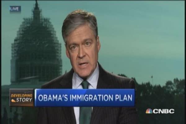 Obama's executive order coming Thursday