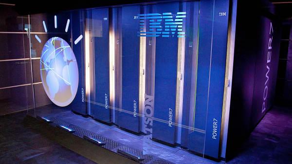 IBM's Watson computing system.