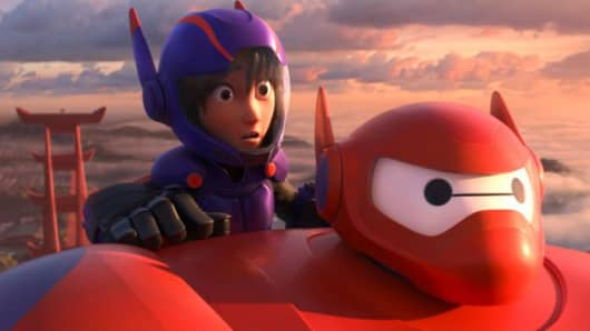 Image from Big Hero 6 by Disney