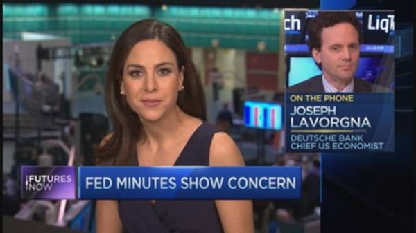 Stocks shouldn't fear Fed hike: LaVorgna