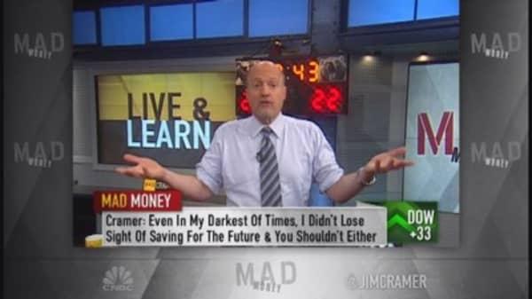 Cramer: Save no matter what