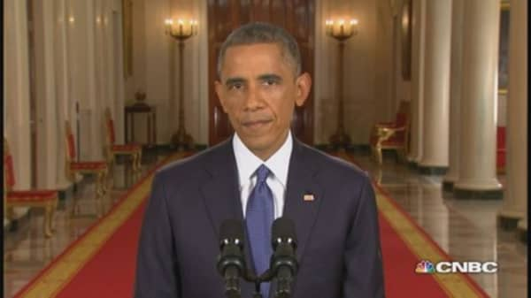 Obama: Everyone knows immigration system broken