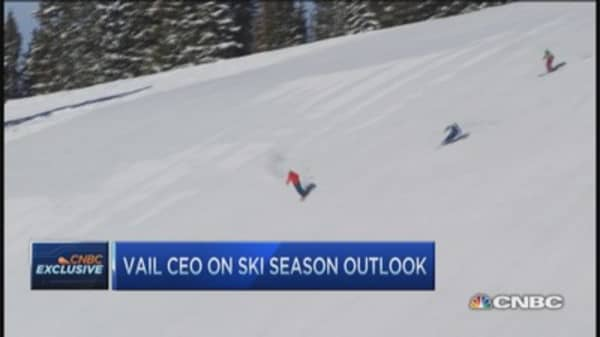 Vail Resorts expects big spending